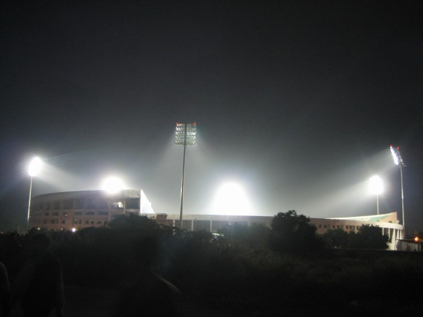 RG Stadium - Majestic under the lights
